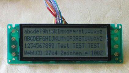 Lcd27x4